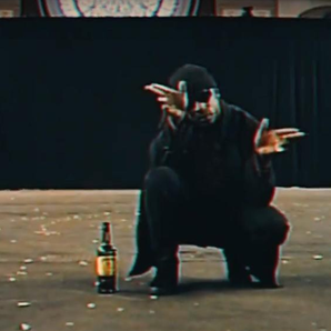 Skepta in 'Energy' video