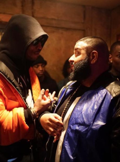 DJ Khaled and Future