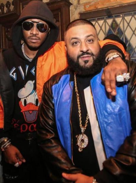 DJ Khaled and Future 2