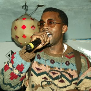 Kanye West in 2004