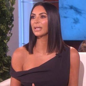 Kim Kardashian Ellen Interview