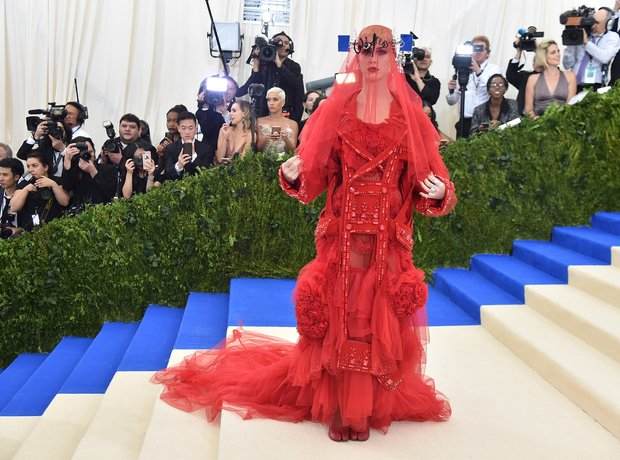 Katy Perry Met Gala 2017