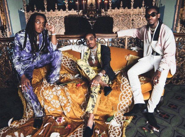 Migos for Flaunt Magazine