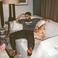 Image 5: Drake Wearing Rihanna Socks